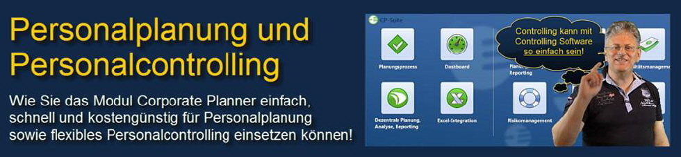 Link: Personalplanung & Personalcontrolling