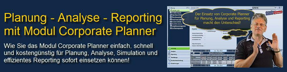Link: Controlling, Planung, Analyse und Reporting