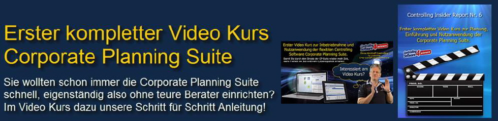 Link: Video Kurs Corporate Planning Suite